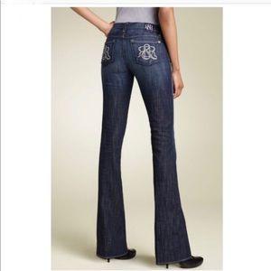Rock & Republic boot cut jean size 28